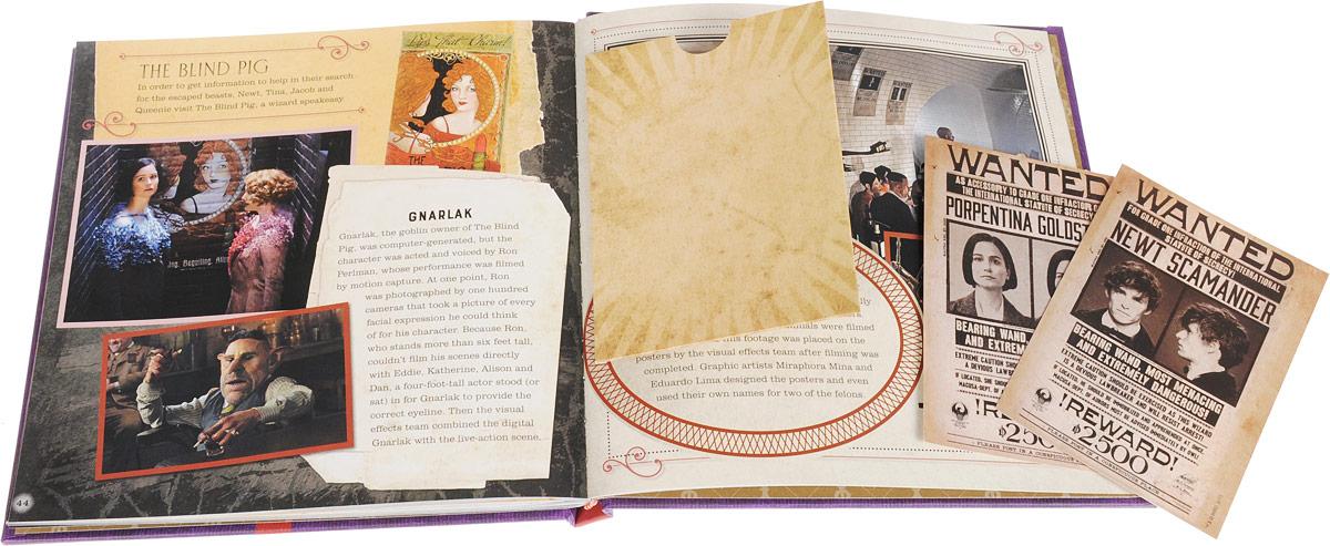 J.K. Rowling`s Wizarding World - The Dark Arts: A Movie Scrapbook.