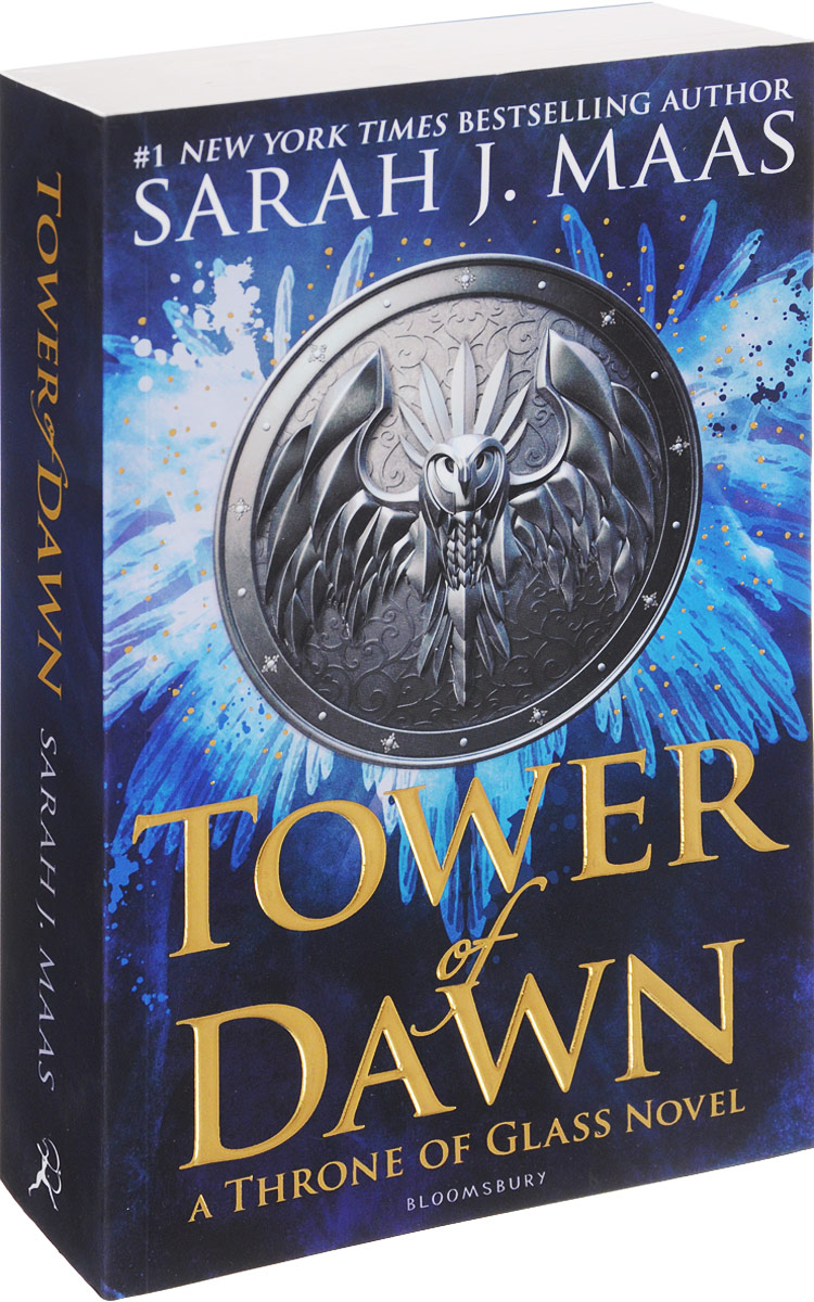 Tower of Dawn ahdieh renee wrath and the dawn