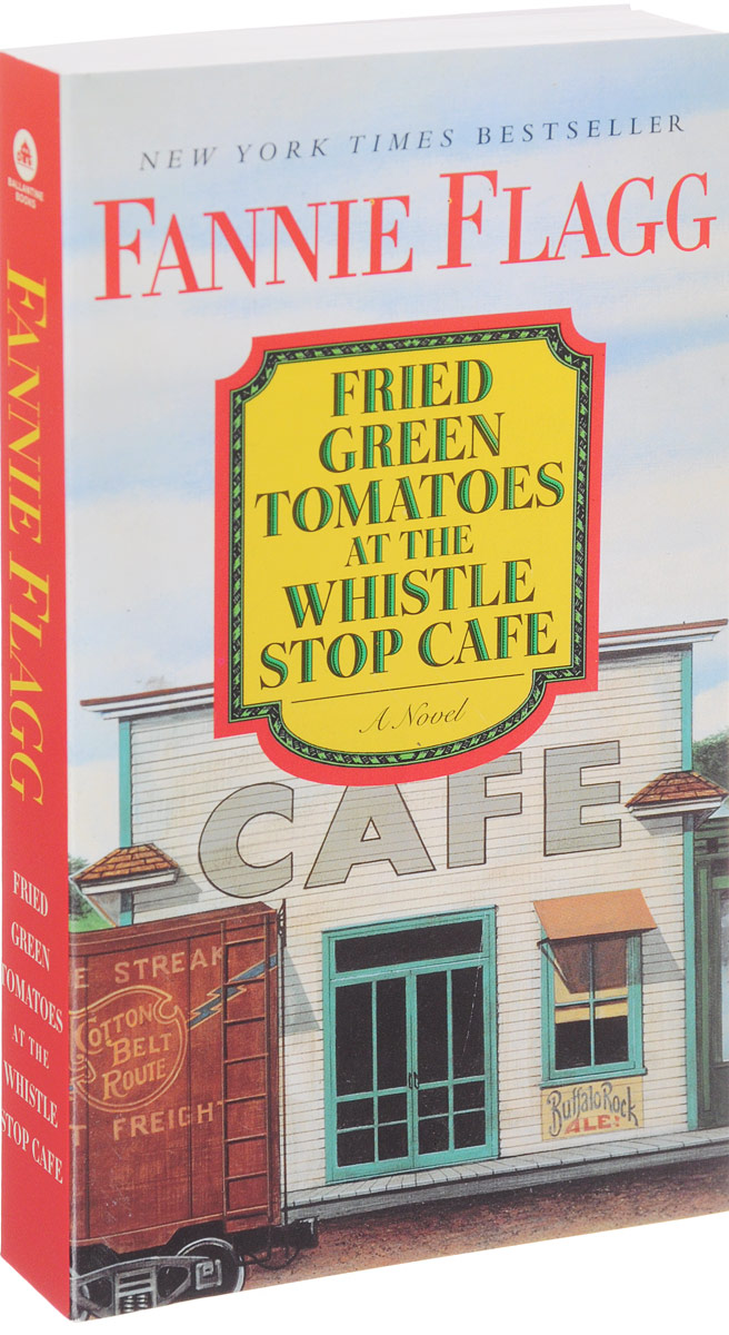 Fried Green Tomatoes at the Whistle Stop Cafe: A Novel расческа мужская 623 6