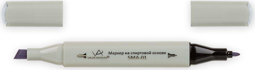 Vista-Artista Маркер Style цвет S517 серый холодный II 233860355952Маркеры Vista-Artista Style с двумя наконечниками позволяют работать различными живописными техниками такими, как скетчинг, создание иллюстраций, прорисовка дизайнов и другие. Палитра маркеров включает 168 цветов - от пастельных до самых ярких (в том числе маркер-блендер).Маркеры обладают следующими параметрами:- На спиртовой основе.- Водостойкий и не смывается водой.- Два наконечника: толстый, скошенный наконечник используют для закрашивания больших поверхностей и прорисовки широких линий, толщина линии 1-7 мм; тонкий наконечник служит для тонких линий, прорисовки деталей и создания рисунка, толщина линии 1 мм.- Краска полупрозрачная, позволяет делать переходы из одного цвета в другой.- После нанесения на бумагу высыхает почти сразу.- Цвета можно накладывать друг на друга и смешивать, получая при этом новые оттенки.- Не высыхает при плотно закрытых колпачках.- Маркер-блендер предназначен для создания визуальных эффектов - вымывания фона, смешивания цветов, добавления акварельных эффектов, изменения насыщенности цвета в рисунке.