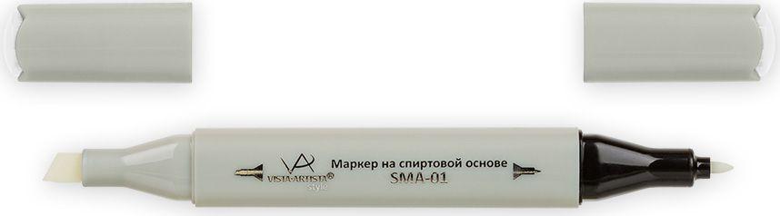 Vista-Artista Маркер Style цвет B000 блендер33860429012Маркеры Vista-Artista Style с двумя наконечниками позволяют работать различными живописными техниками такими, как скетчинг, создание иллюстраций, прорисовка дизайнов и другие. Палитра маркеров включает 168 цветов - от пастельных до самых ярких (в том числе маркер-блендер).Маркеры обладают следующими параметрами:- На спиртовой основе.- Водостойкий и не смывается водой.- Два наконечника: толстый, скошенный наконечник используют для закрашивания больших поверхностей и прорисовки широких линий, толщина линии 1-7 мм; тонкий наконечник служит для тонких линий, прорисовки деталей и создания рисунка, толщина линии 1 мм.- Краска полупрозрачная, позволяет делать переходы из одного цвета в другой.- После нанесения на бумагу высыхает почти сразу.- Цвета можно накладывать друг на друга и смешивать, получая при этом новые оттенки.- Не высыхает при плотно закрытых колпачках.- Маркер-блендер предназначен для создания визуальных эффектов - вымывания фона, смешивания цветов, добавления акварельных эффектов, изменения насыщенности цвета в рисунке.