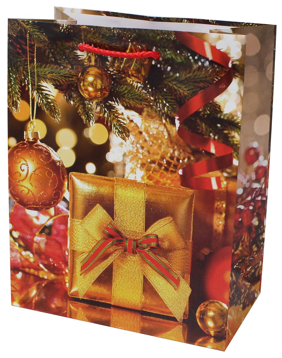Пакет подарочный Мегамаг, ламинированный, 18 х 22,7 х 10 см . 2214 M2214 MПакет подарочный ламинированный. Ручки-шнурки.Размер:180 x 227 x 100 мм .