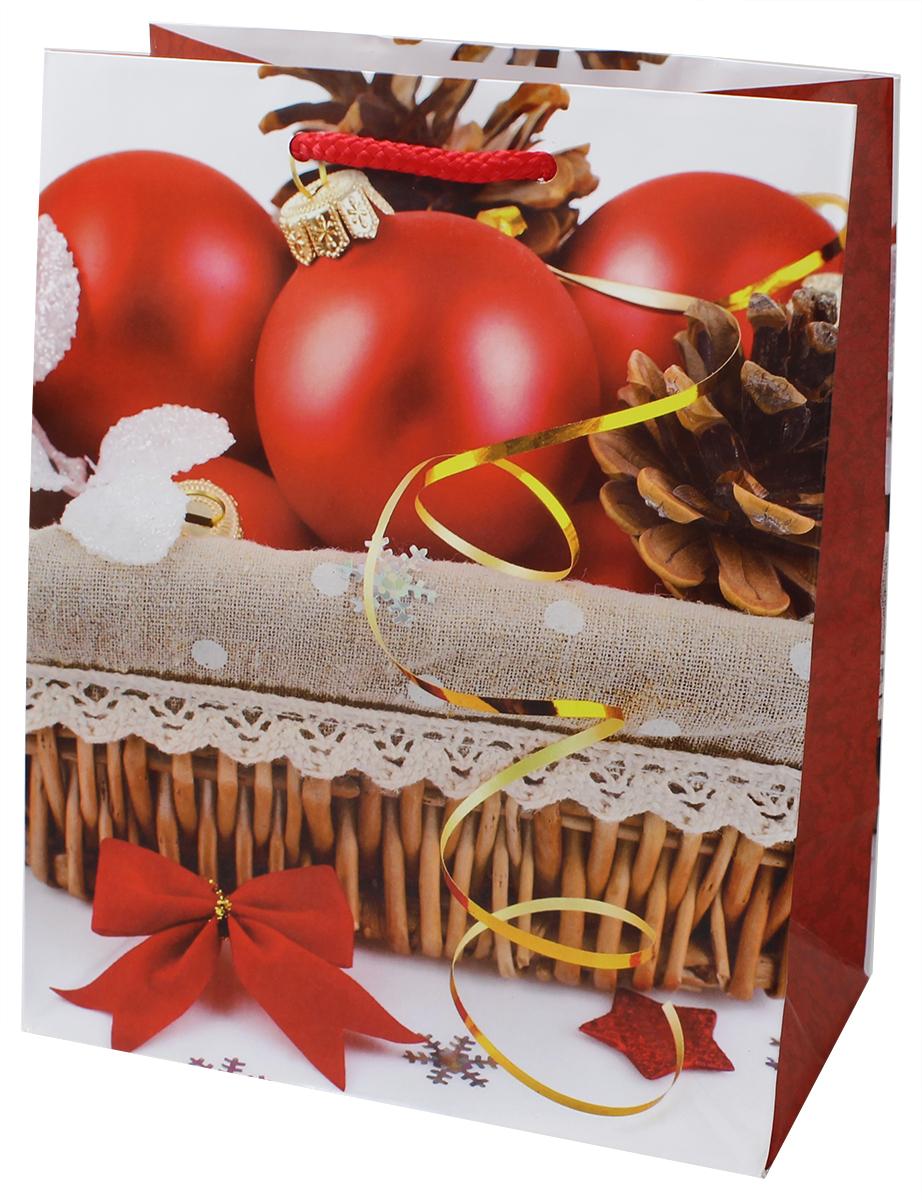 Пакет подарочный Мегамаг, ламинированный, 18 х 22,7 х 10 см . 2222 M1118877Пакет подарочный ламинированный. Ручки-шнурки. Размер:180 x 227 x 100 мм .