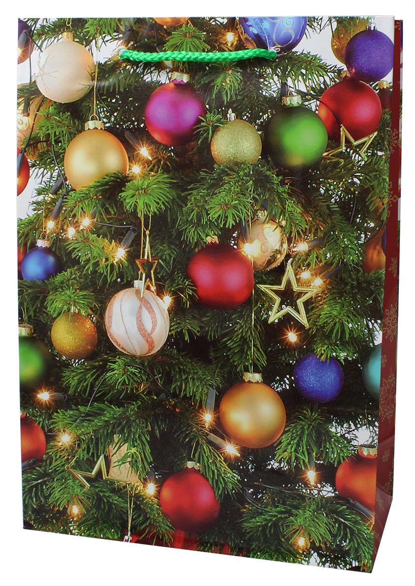 Пакет подарочный Мегамаг, ламинированный, 22 х 31 х 10 см . 7105 ML7105 MLПакет подарочный ламинированный. Ручки-шнурки.Размер:220 x 310 x 100 мм .