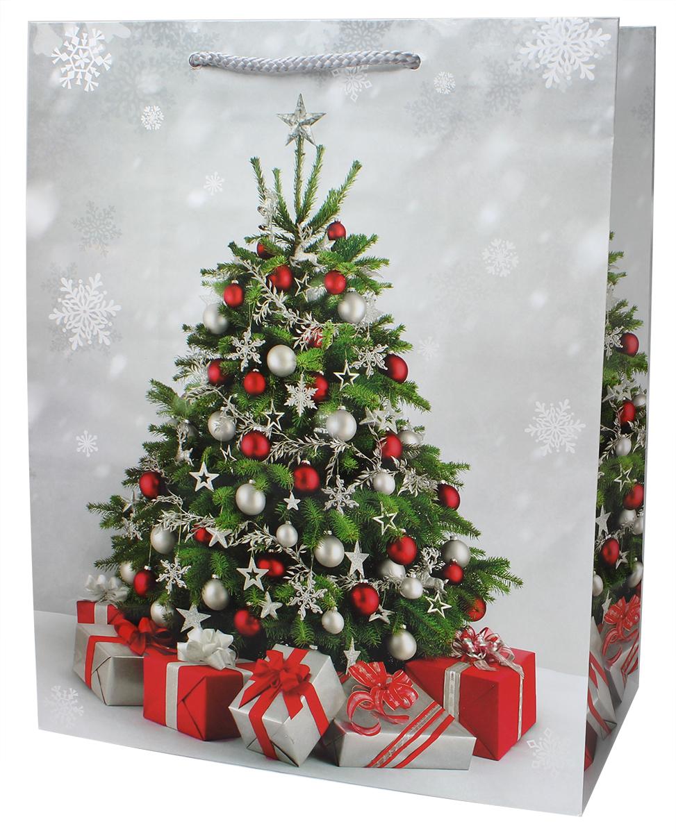 Пакет подарочный Мегамаг, ламинированный, 26,4 х 32,7 х 13,6 см. 3198 L3198 LПакет подарочный ламинированный. Ручки-шнурки.Размер:264 x 327 x 136 мм .