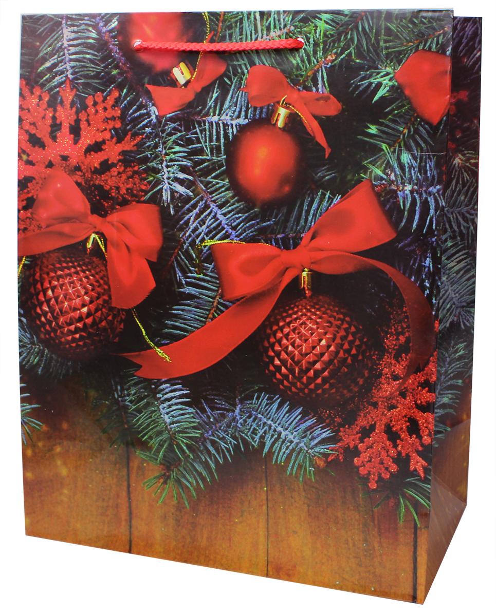 Пакет подарочный Мегамаг, ламинированный, 26,4 х 32,7 х 13,6 см. 3207 L3207 LПакет подарочный ламинированный. Ручки-шнурки. Размер:264 x 327 x 136 мм .