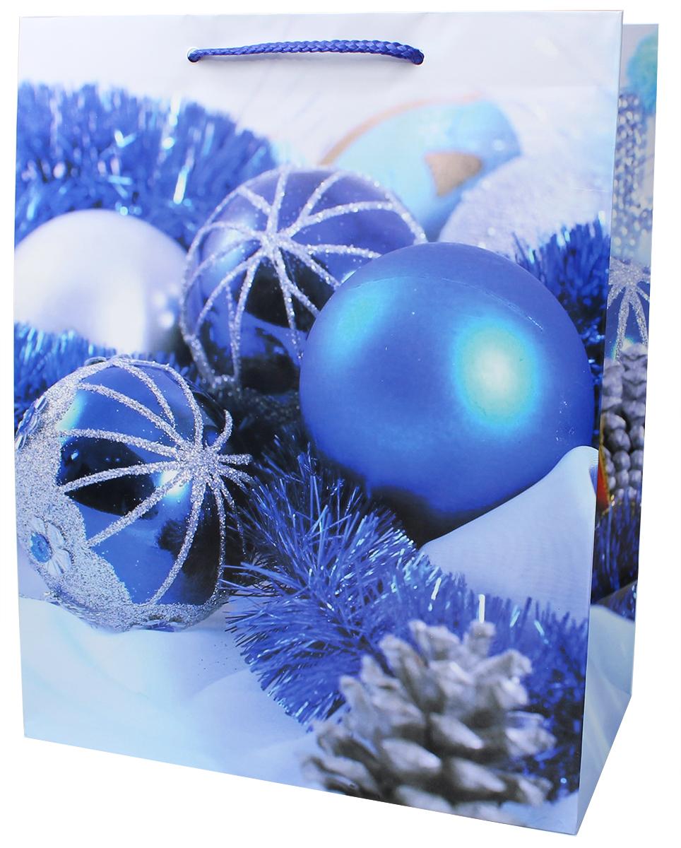 Пакет подарочный Мегамаг, ламинированный, 26,4 х 32,7 х 13,6 см. 3216 L3216 LПакет подарочный ламинированный. Ручки-шнурки.Размер:264 x 327 x 136 мм .