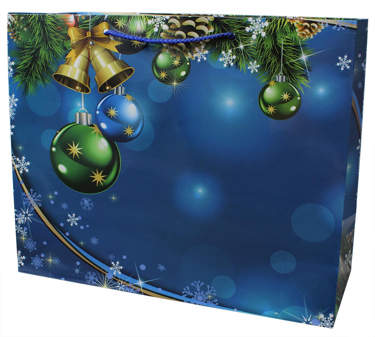 Подарочный пакет, изготовленный из плотной бумаги, станет незаменимым дополнением к выбранному подарку. Пакет подарочный ламинированный. Ручки-шнурки.