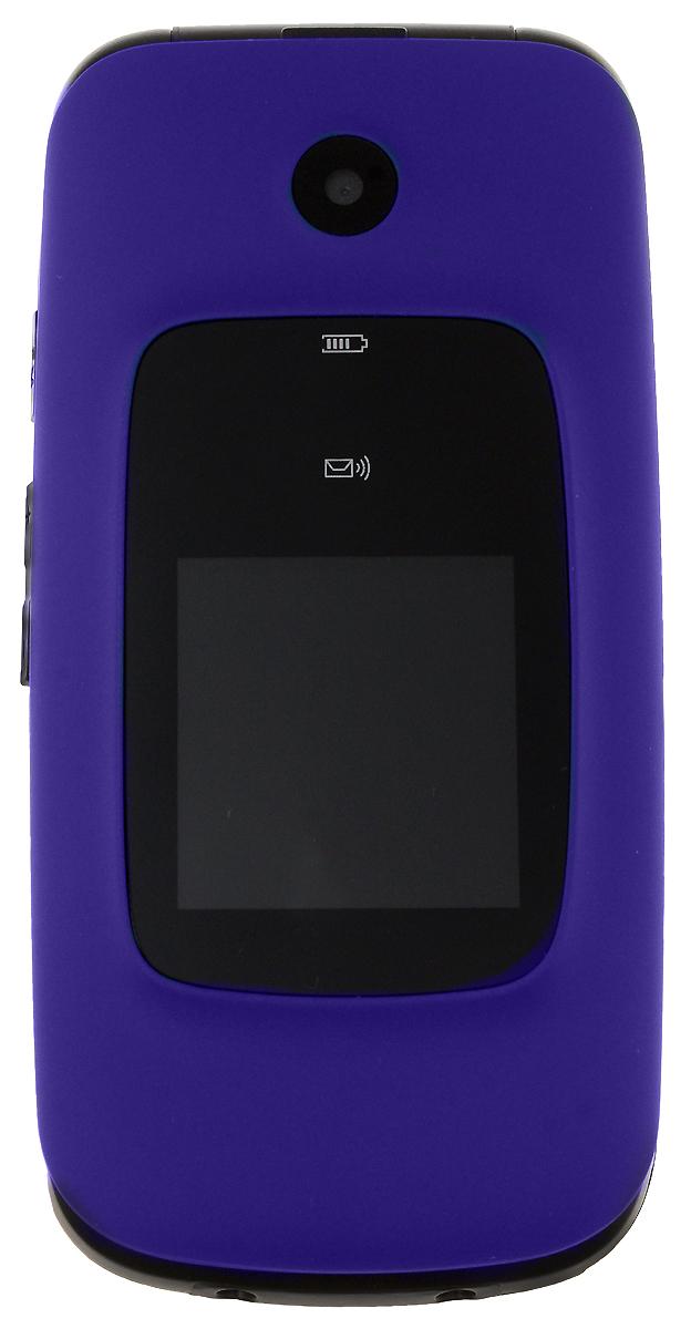 BQ 2002 Trust, Blue85954563BQ 2002 Trust - кнопочный телефон с элегантным раскладным корпусом, предназначенный преимущественно для старшего поколения. С его помощью вы также сможете слушать музыку. Устройство поддерживает карты памяти до 32 Гб, что позволит вам сохранить множество музыкальных композиций. Телефон также поддерживает технологию Bluetooth, что даёт возможность передавать файлы без помощи кабеля. Кнопка SOS всегда выручит вас в сложной ситуации.Телефон сертифицирован EAC и имеет русифицированную клавиатуру, меню и Руководство пользователя.