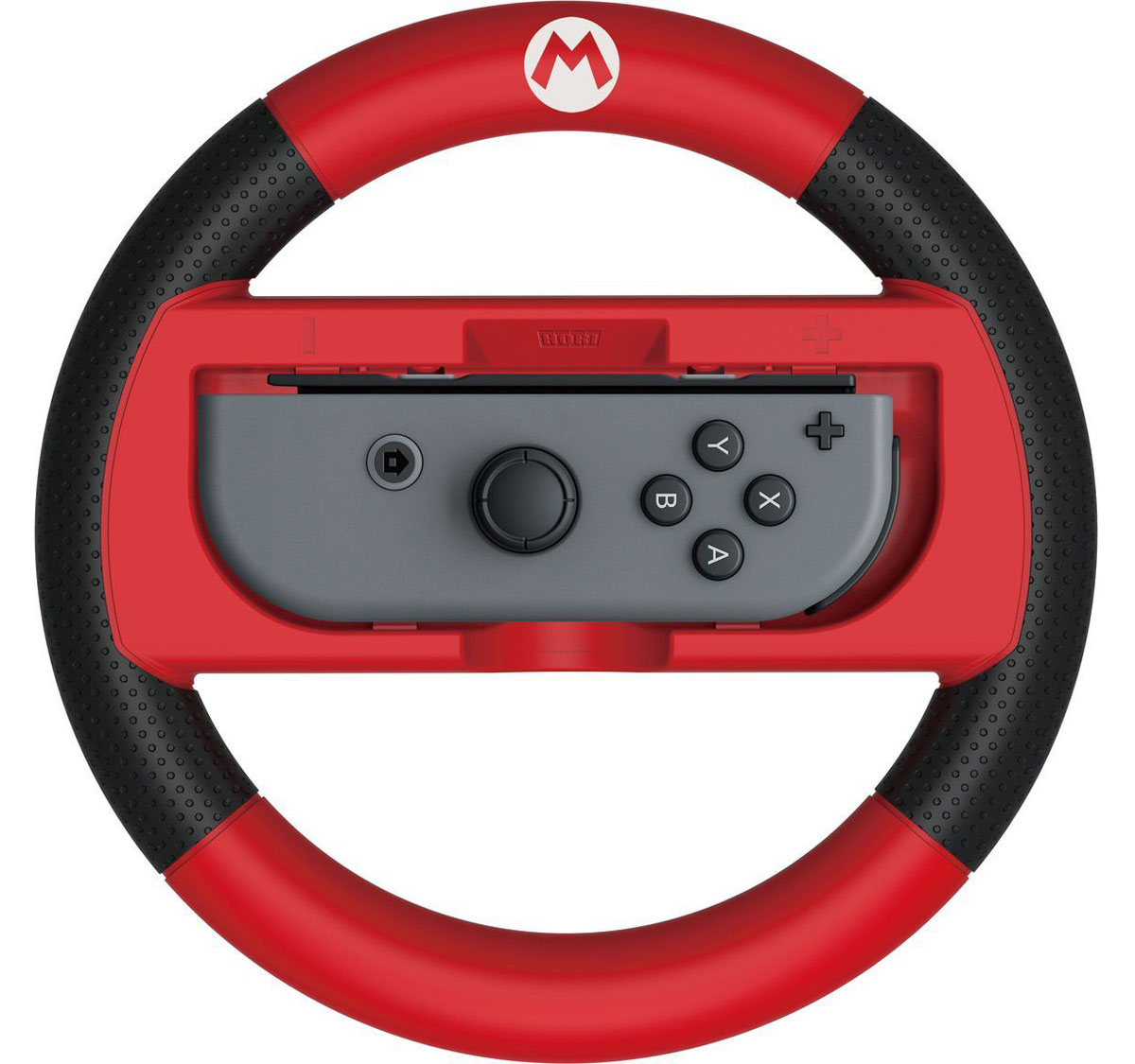 Hori Super Mario, Red руль для Nintendo Switch (NSW-054U) игровая гарнитура hori splatoon для nintendo switch nsw 047u