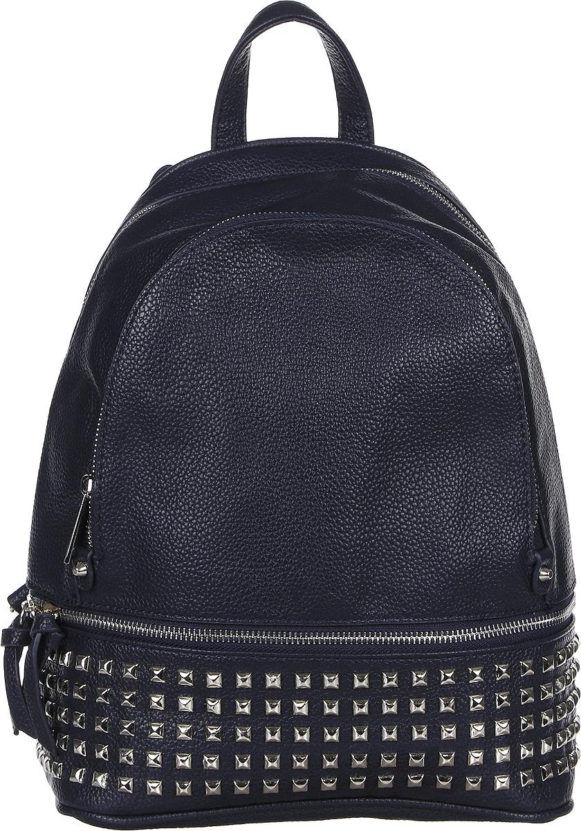 Рюкзак женский DDA, цвет: черный. DDA LB-2054BU