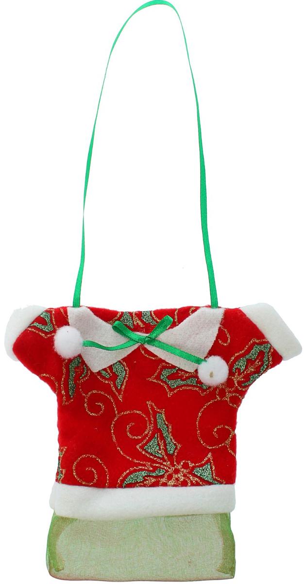 Мешок для подарков Sima-land Кофта, цвет: красный, зеленый, вместимость 100 грамм1308782_красный, зеленыйЯркий мешок для подарков Sima-land выполнен из текстиля. Невозможно представить нашу жизнь без праздников! Мы всегда ждем их и предвкушаем, обдумываем, как проведем памятный день, тщательно выбираем подарки и аксессуары, ведь именно они создают и поддерживают торжественный настрой. Мешок Sima-land - это отличный выбор, который привнесет атмосферу праздника в ваш дом!