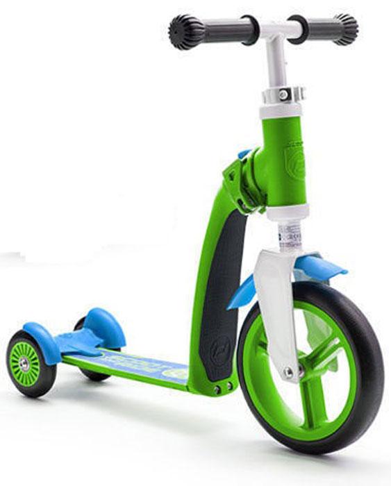 Scoot&Ride Самокат-беговел Highway Baby Plus цвет голубой - Беговелы