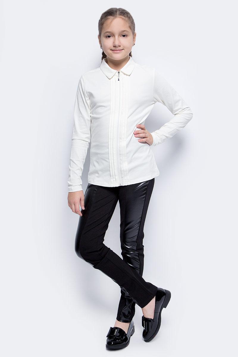 Брюки для девочки Vitacci, цвет: черный. 2171229-03. Размер 158 брюки для девочки vitacci цвет черный 2171217 03 размер 164