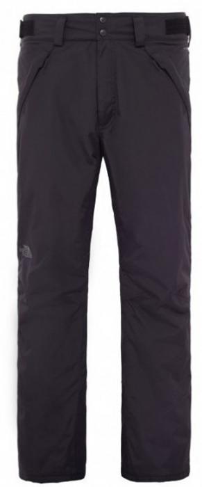 Брюки утепленные мужские The North Face M Presena Pant, цвет: черный. T0CSJ1JK3. Размер M (46/48)T0CSJ1JK3Мужские брюки The North Face прямого кроя и средней посадки. Застегиваются брюки на кнопки в поясе и ширинку на застежке-молнии, имеются шлевки для ремня. Спереди модель оформлена двумя втачными карманами.