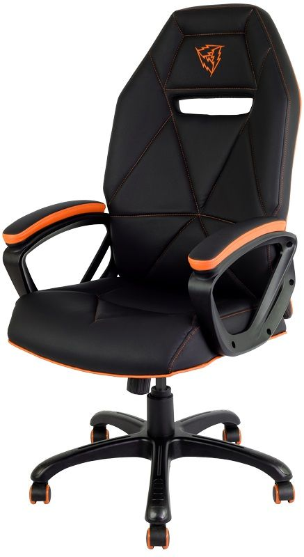 ThunderX3 TX3-10, Black Orange профессиональное геймерское кресло