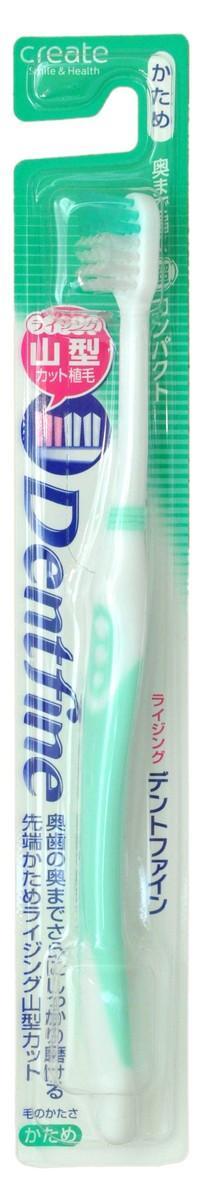 Create Зубная щетка с компактной чистящей головкой и щетинками разного уровня, жесткая, цвет: зеленый021922_greenЗубная щетка с компактной чистящей головкой, тонкими кончиками и щетинками разного уровня позволяет тщательно очистить самые труднодоступные места. Легко проникает в узкие щели между зубами и деснами, тщательно очищает налет.Зубную щётку удобно держать благодаря резиновой накладке на ручке, предотвращающей скольжение пальцев.* Секрет правильной чистки зубов заключается в частых движениях щеткой без приложения силы и использовании кончиков щетинок для очищения пространства между зубами. Резкие движения зубной щеткой не удаляют тщательно налёт с зубов и становятся причиной повреждения дёсен.