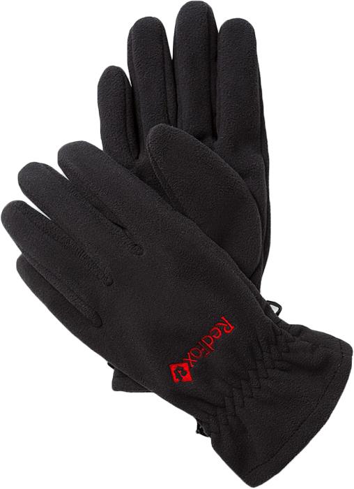 Перчатки Red Fox Windbloc, цвет: черный. 10953-090. Размер S (19,5/21)10953-090Перчатки Red Fox не только защитят ваши руки, но и станут великолепным украшением. Перчатки выполнены из полиэстера и оформлены вышивкой логотипа бренда. Модель оформлена эластичными прострочками. Изделие дополнено карабином для крепления перчаток к одежде или между собой.