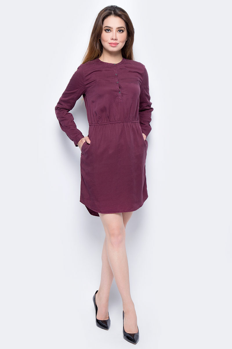 цены на Платье Calvin Klein Jeans, цвет: фиолетовый. J20J205999_5090. Размер XS (40/42) в интернет-магазинах