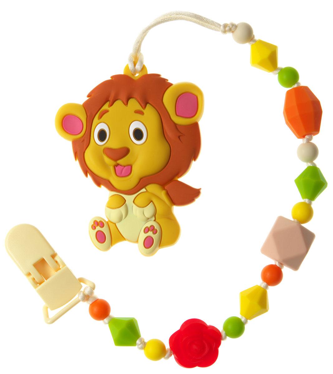 МАМидея Прорезыватель Лев mi-020601 - Все для детского кормления
