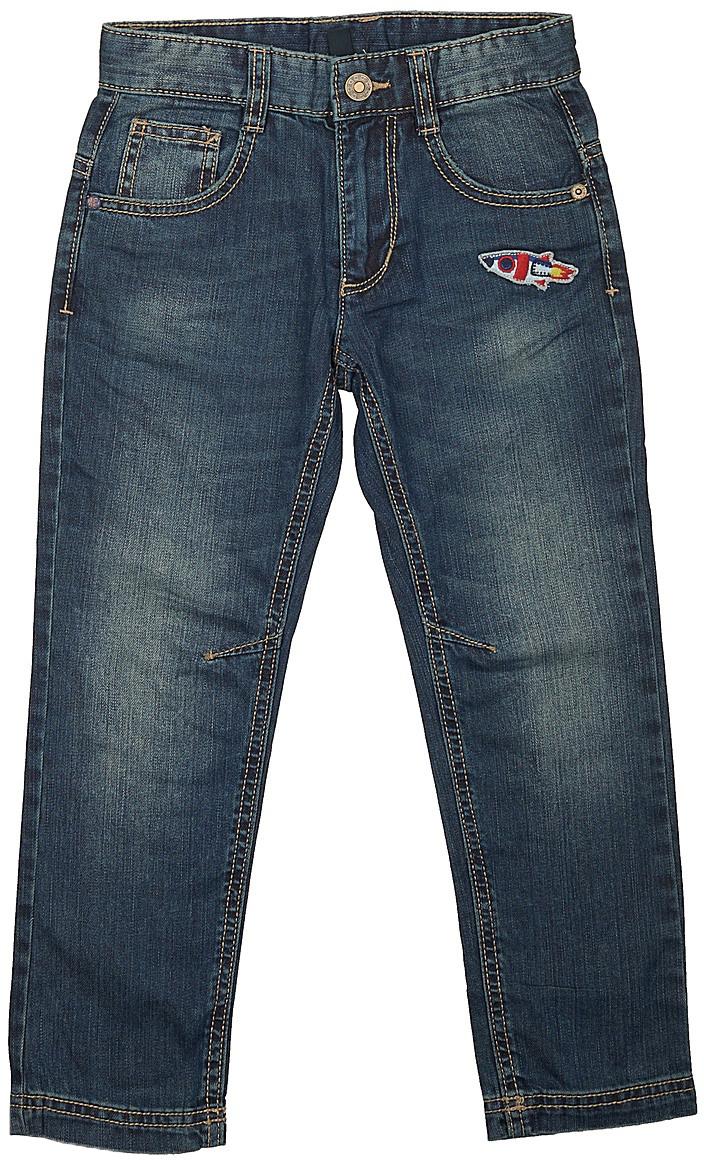 Джинсы для мальчика United Colors of Benetton, цвет: синий. 4AYG572YP_901. Размер 110