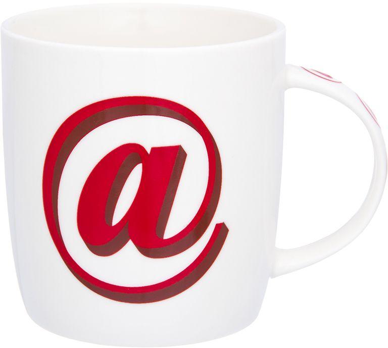 Кружка Elan Gallery Собачка @ красная, 380 мл260024Классическая кружка объемом 400 мл с символом 2018 года. Символ 2018 года по восточному (китайскому) календарю – Желтая Земляная Собака, которая весь год будет на страже вашего благополучия, зарядит энергией и придаст бодрости. Изделие имеет подарочную упаковку, поэтому станет желанным подарком для ваших близких, особенно понравится детям!