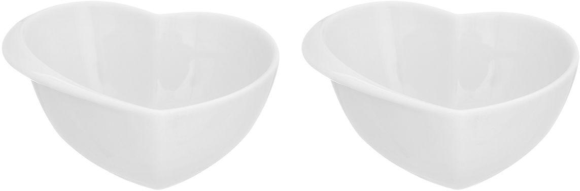 Elan Gallery Блюдо сервировочное Сердце 10 х 9,5 х 4,5 см 2 шт кофемашина melitta 20288