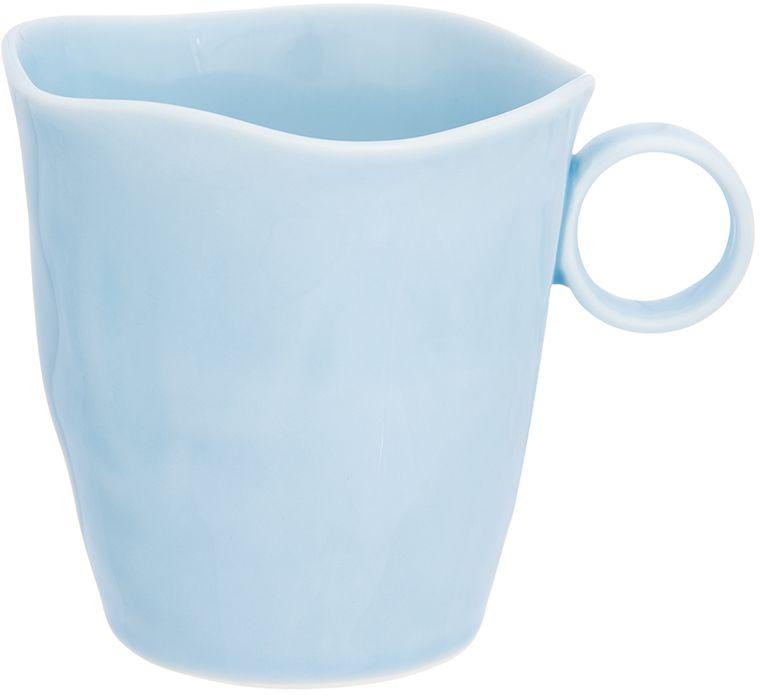 Кружка Elan Gallery Морозное небо, 320 мл760035Оригинальная кружка подойдет для чая, кофе и других напитков. Удобна в использовании благодаря устойчивой форме. Изделие имеет подарочную упаковку.