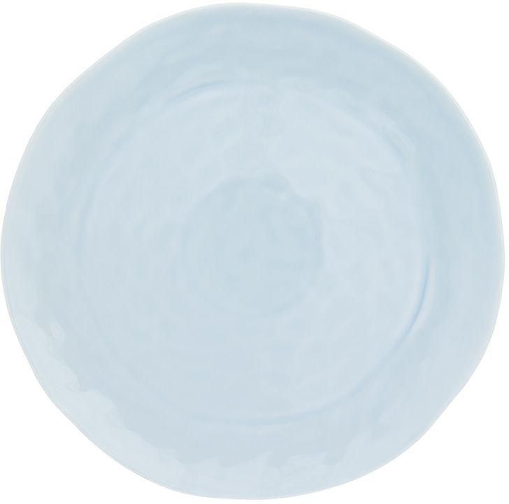Тарелка обеденная Elan Gallery Морозное небо, 25,5 х 25,5 х 2 см760050Сервировочная тарелка позволит украсить ваш праздничный стол, особенно на даче.Яркие и веселые расцветки порадуют Вас на кухне. Изделие имеет подарочную упаковку, поэтому станет желанным подарком для ваших близких!