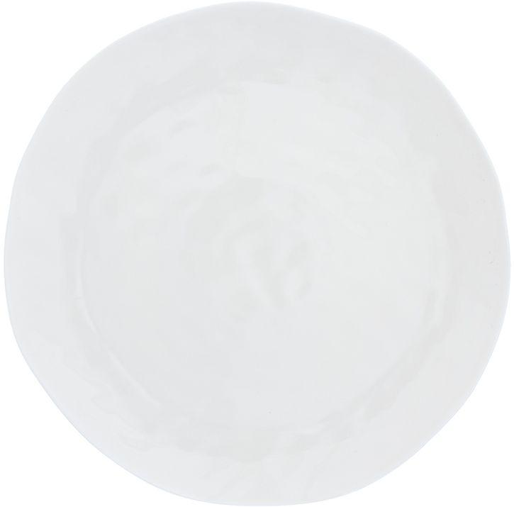 Тарелка обеденная Elan Gallery Бежевая, 25,5 х 25,5 х 2 см760051Сервировочная тарелка позволит украсить ваш праздничный стол, особенно на даче.Яркие и веселые расцветки порадуют Вас на кухне. Изделие имеет подарочную упаковку, поэтому станет желанным подарком для ваших близких!