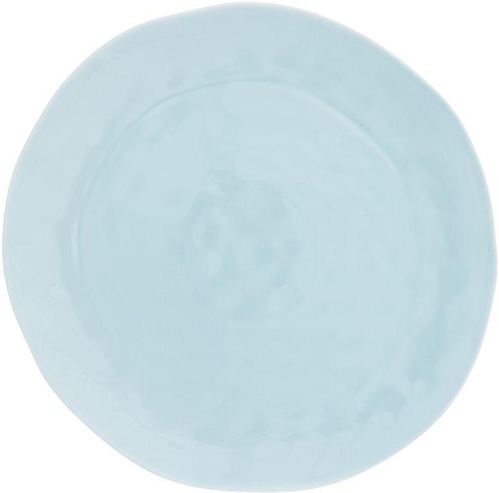 Тарелка обеденная Elan Gallery Мятная, 25,5 х 25,5 х 2 см760052Сервировочная тарелка позволит украсить ваш праздничный стол, особенно на даче.Яркие и веселые расцветки порадуют Вас на кухне. Изделие имеет подарочную упаковку, поэтому станет желанным подарком для ваших близких!