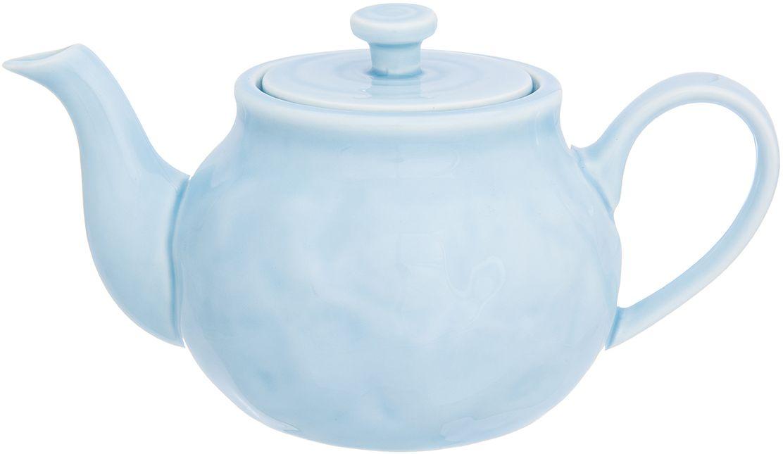 Чайник Elan Gallery Морозное небо, 800 мл760056Изящный вместительный чайник объемом 800 мл удобной ручкой и широким носиком.В основании носика сделаны фильтрующие отверстия от попадания чаинок в чашку. Изделие имеет подарочную упаковку.