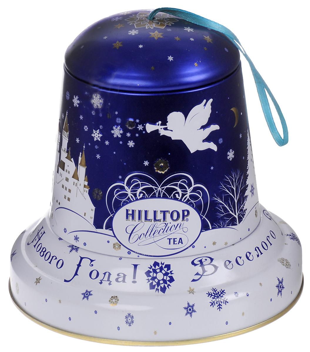 Hilltop Снежный ангел чай черный листовой, 100 г4607099304468_НГ