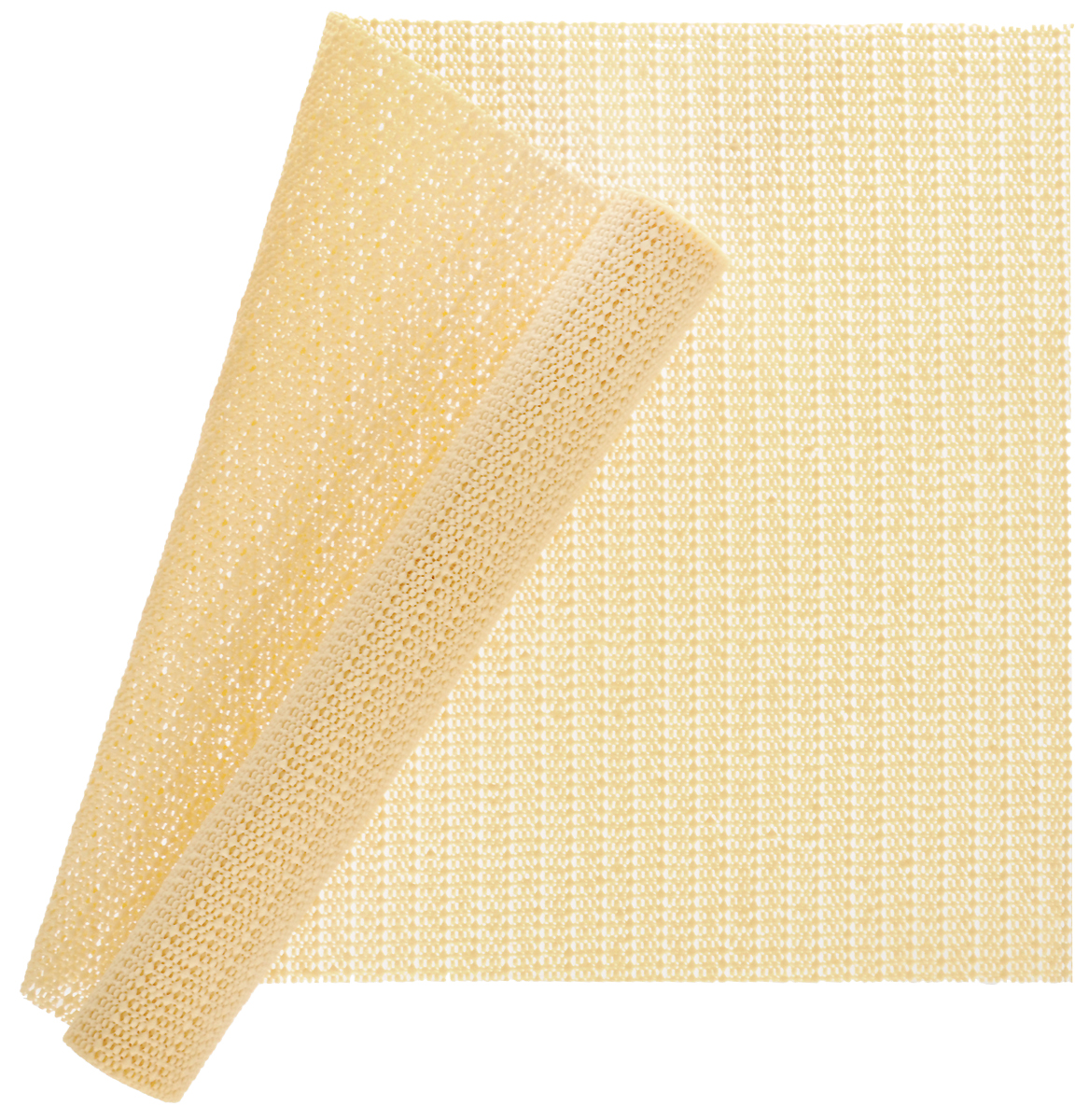 Коврик в холодильник Мультидом, цвет: желтый, 30 x 120 смFJ87-85Коврик в холодильник Мультидом в рулоне изготовлен из вспененного поливинилхлорида (ПВХ)пористой структуры, обладающий противоскользящими, абсорбирующими влагу иантиклеющимися к любым поверхностям свойствами.Из ПВХ коврика в рулоне можно вырезать салфетку необходимого вам размера дляиспользования на полках, выдвижных ящиках, столешницах кухонной мебели и в местах сушкипосуды. ПВХ салфетка защищает поверхность мебели от повреждений, загрязнений, а такжевпитывает воду.Возможно применение салфеток ПВХ в ванных комнатах, прихожих, гостиных и спальнях. Такжесалфетки ПВХ удобны для использования в офисах и дома при работе с оргтехникой иканцелярскими принадлежностями.Размер 30 х 120 см.Предупреждение! Нельзя ставить на салфетку горячие предметы.