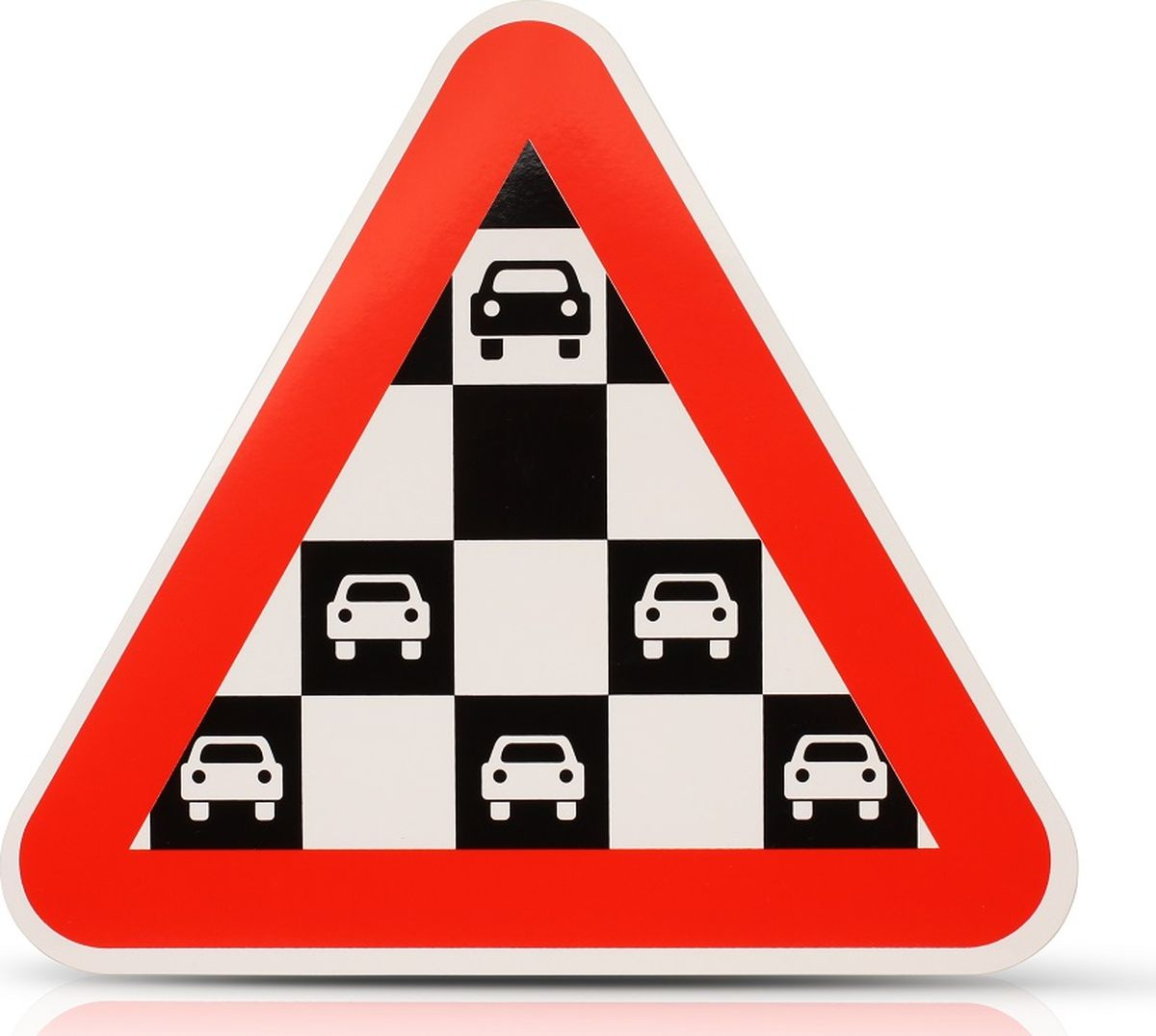 Наклейка автомобильная Бюро находок Шашки, цвет: белыйNM26Наклейка автомобильная Бюро находок Шашки изготовлена из бумаги и предназначена для тех, кто любит придумывать сложные траектории движения. Прямая линия это слишком скучно!