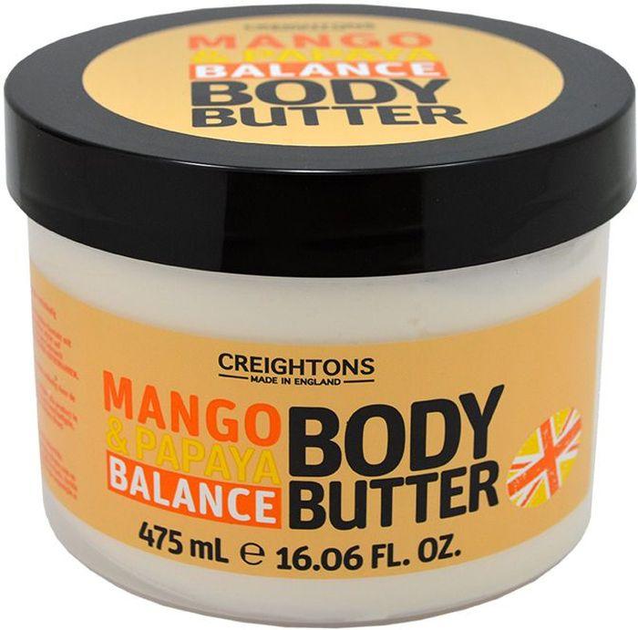 Creightons Масло для тела Увлажняющие манго и папайя, 475 млCN6562Подарите своей коже экстра питание с помощью Масла для тела Манго и Папайя, которое сделает вашу кожу мягкой и бархатистой.