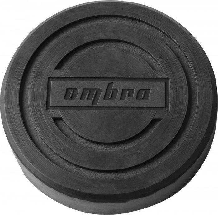 Опора резиновая Ombra, обхватывающая, для подкатных домкратов, O-120 мм, Н-28 ммOHT1046