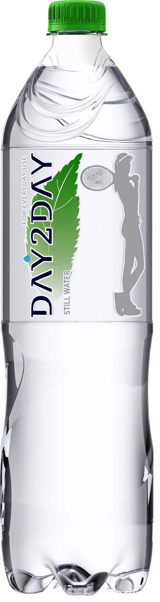 Day2Day Вода питьевая негазированная, 1,4 л96065Инновационный дизайн, подходящий для потребления на ежедневной основе. Всё продумано до мелочей, бутылка удобно ложится в руку любому человеку. Привлекательный продукт, выглядит дороже своей стоимости.