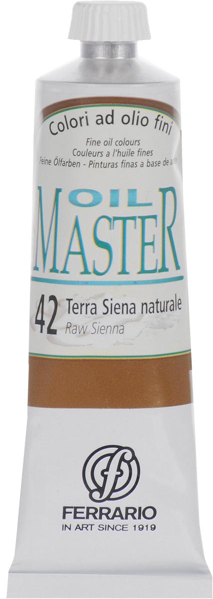 Ferrario Краска масляная Oil Master цвет №42 натуральная сиенаAM0030CO042Масло Oil Master итальянской компании Ferrario подходит как начинающим художникам, так и профессионалам. Краска изготавливается из светостойких пигментов мелкого помола. Благодаря тому, что некоторые натуральные пигменты были заменены на аналоги краски серии Oil Master стали более доступны по цене. Светостойкие краски отлично лессируются и хорошо смешиваются между собой. Краску можно разбавлять льняным маслом, терпентином или нефтяными разбавителями. В работе с красками используют кисти из щетины, синтетики и волоса колонка.