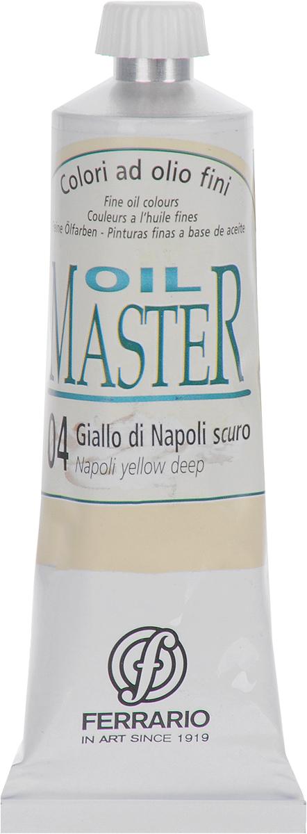 Ferrario Краска масляная Oil Master цвет №04 неаполитанская темно-желтаяAM0030CO004Масло Oil Master итальянской компании Ferrario подходит как начинающим художникам, так и профессионалам. Краска изготавливается из светостойких пигментов мелкого помола. Благодаря тому, что некоторые натуральные пигменты были заменены на аналоги краски серии Oil Master стали более доступны по цене. Светостойкие краски отлично лессируются и хорошо смешиваются между собой. Краску можно разбавлять льняным маслом, терпентином или нефтяными разбавителями. В работе с красками используют кисти из щетины, синтетики и волоса колонка.