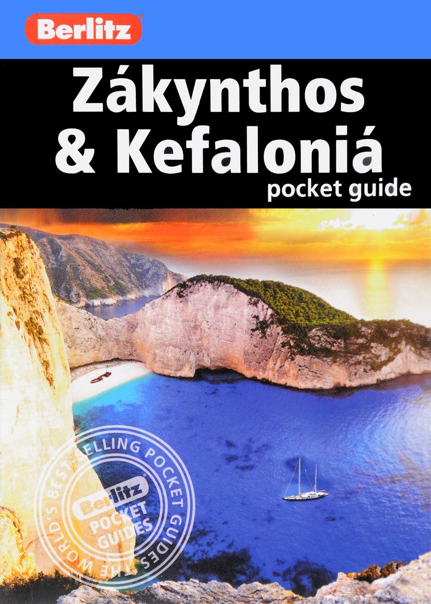цена на Berlitz: Zakynthos & Kefalonia Pocket Guide