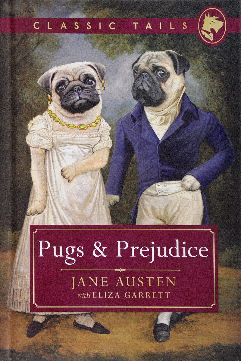 Pugs and Prejudice the heir