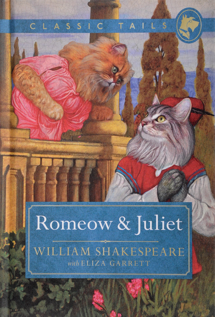Romeow and Juliet shakespeare william rdr cd [lv 2] romeo and juliet