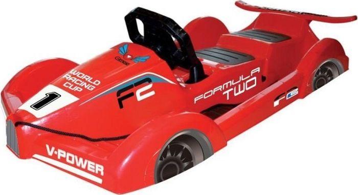 Санки Gimpel Formula, цвет: красный2811