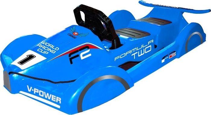 Санки Gimpel Formula, цвет: синий2812