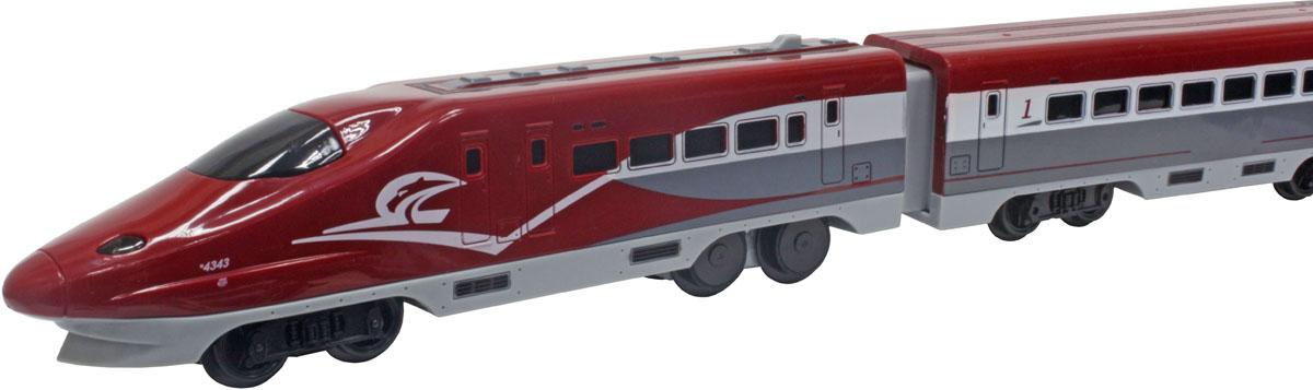 1TOY Железная дорога Супер Экспресс Т10129 автоключики д дев свет звук 14 5 21 см коробка