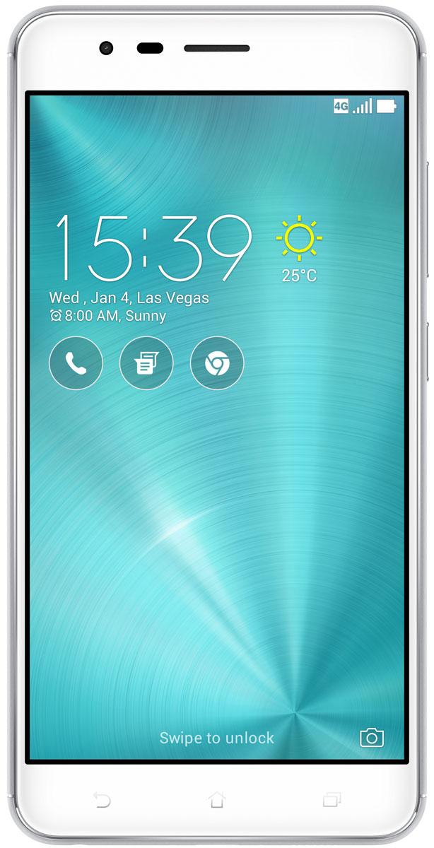 ASUS ZenFone 3 Zoom ZE553KL, Silver zenfone 3 zoom ze553kl цена