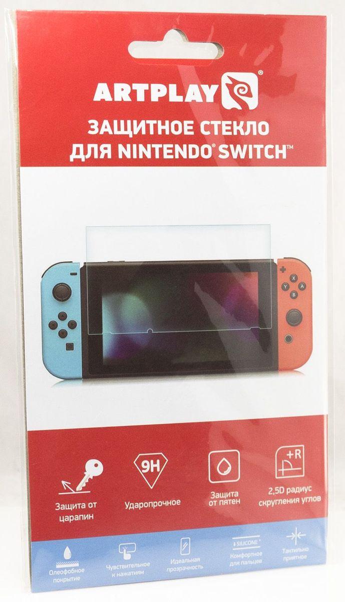 Artplays ACSWT20 защитное стекло для Nintendo Switch luxury interruptor cristal remote control switch smart home 2 gang 1 way touch switch black glass panel wall switch zuczug