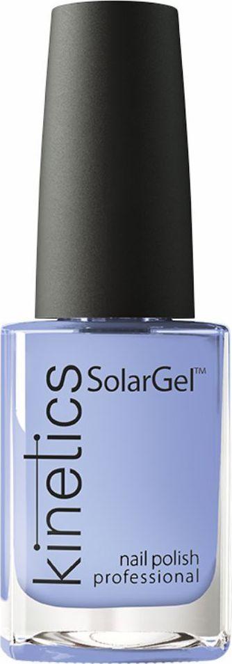 Kinetics Профессиональный лак SolarGel Polish, 15 мл, тон 385042713Новое поколение профессиональных гелевых лаков для ногтей, которые наносятся как обычный лак, а выглядят как гель. Ультрамодные и классические цвета поражают своей стойкостью и разнообразием оттенков. Стойкость до 10 дней, не требует специальной сушки в UV/LED лампе. Рекомендуется использовать с верхним покрытием SolarGel Top CoatКак ухаживать за ногтями: советы эксперта. Статья OZON Гид