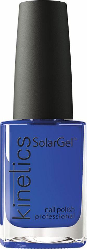 Kinetics Профессиональный лак SolarGel Polish, 15 мл, тон 386KNP386Новое поколение профессиональных гелевых лаков для ногтей, которые наносятся как обычный лак, а выглядят как гель. Ультрамодные и классические цвета поражают своей стойкостью и разнообразием оттенков. Стойкость до 10 дней, не требует специальной сушки в UV/LED лампе. Рекомендуется использовать с верхним покрытием SolarGel Top Coat